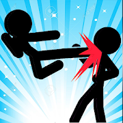 Stickman Fight Battle - Two player new game 2019