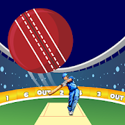Straight Drive - One Tap Cricket