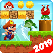 Super Bino Go - New Games 2019
