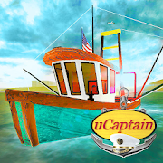 uCaptain- Sea Fishing Ship Simulator